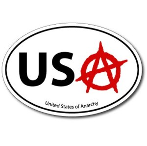 US of anarchy